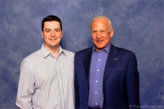 Buzz Aldrin and Me