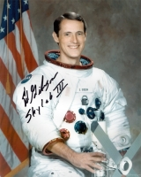 Ed Gibson Signed Photograph