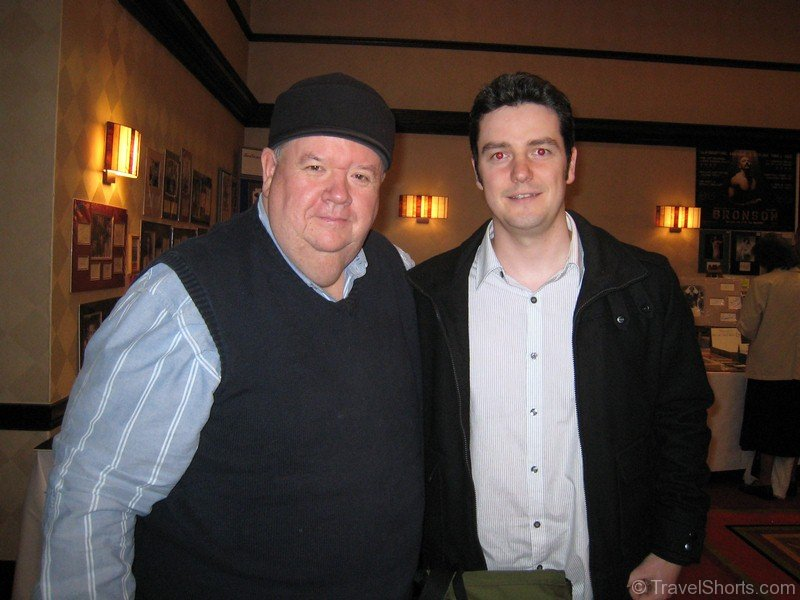 2009 April : TravelShorts.comIan Mcneice Harry Potter