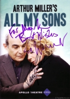 All My Sons Autographed Programme