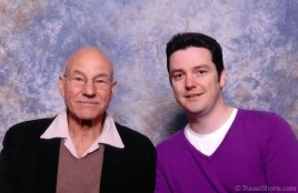 Patrick Stewart and Me