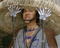 Peter Kwong Signed Photograph