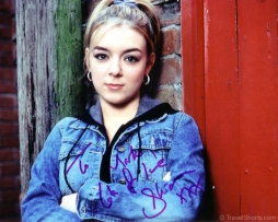Sheridan Smith Signed Photograph