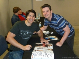Brandon Routh and Me