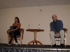 Dania Ramirez and Stephen Tobolowsky during Talk