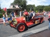 Magic Kingdom Fire Truck
