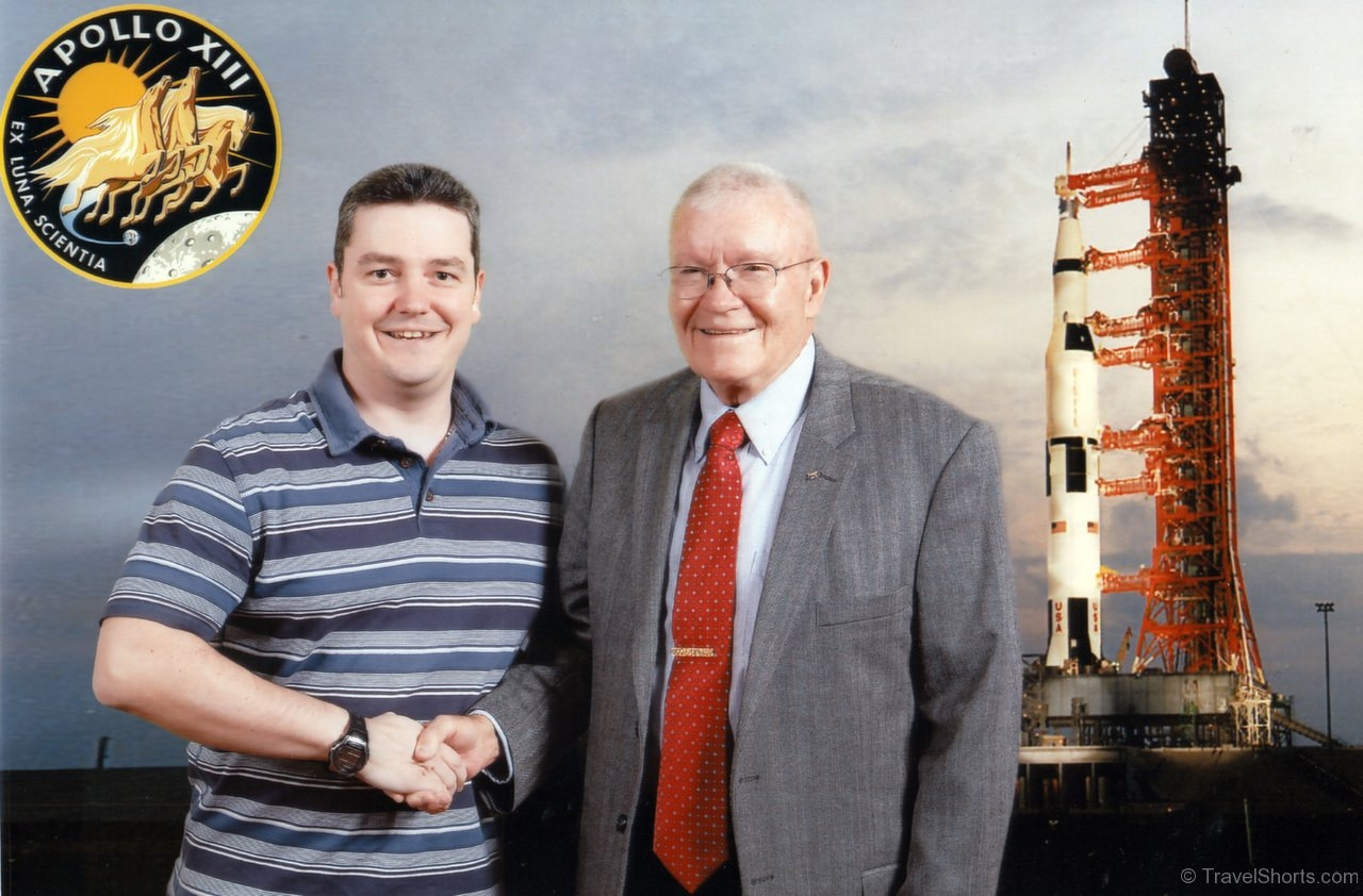 Fred Haise Apollo 13 Astronaut and Me