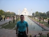 Me with Taj Mahal