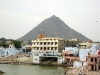 The Pushkar Lake