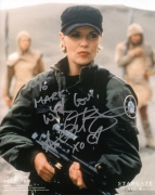 amanda-tapping-signed-photograph
