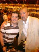 clive-russell-and-me