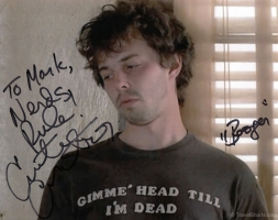 Curtis Armstrong Signed Photograph