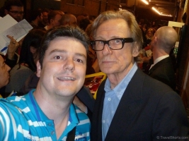 Bill Nighy and Me