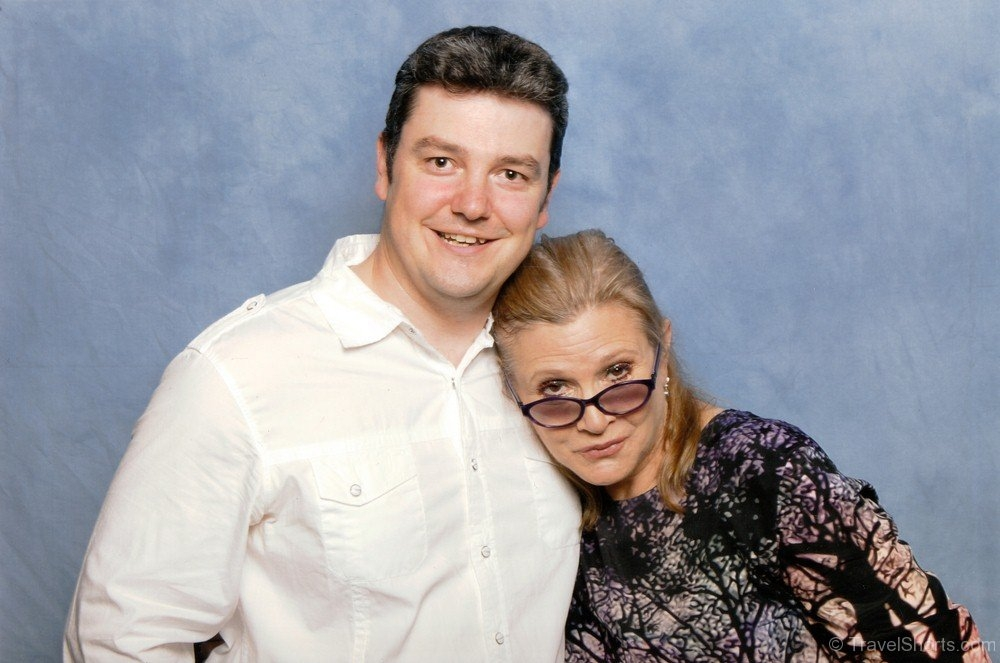 Carrie Fisher and Me