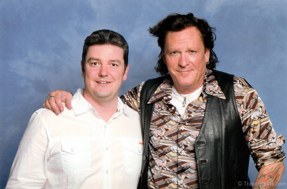Michael Madsen and Me