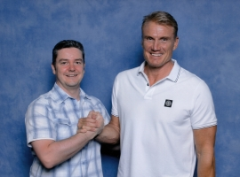 Dolph Lundgren and Me