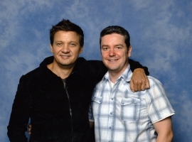 Jeremy Renner and Me