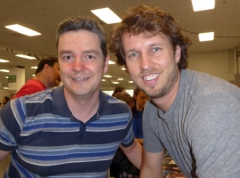 Jon Heder and MeJPG