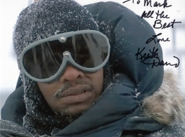 Keith David Signed Photograph
