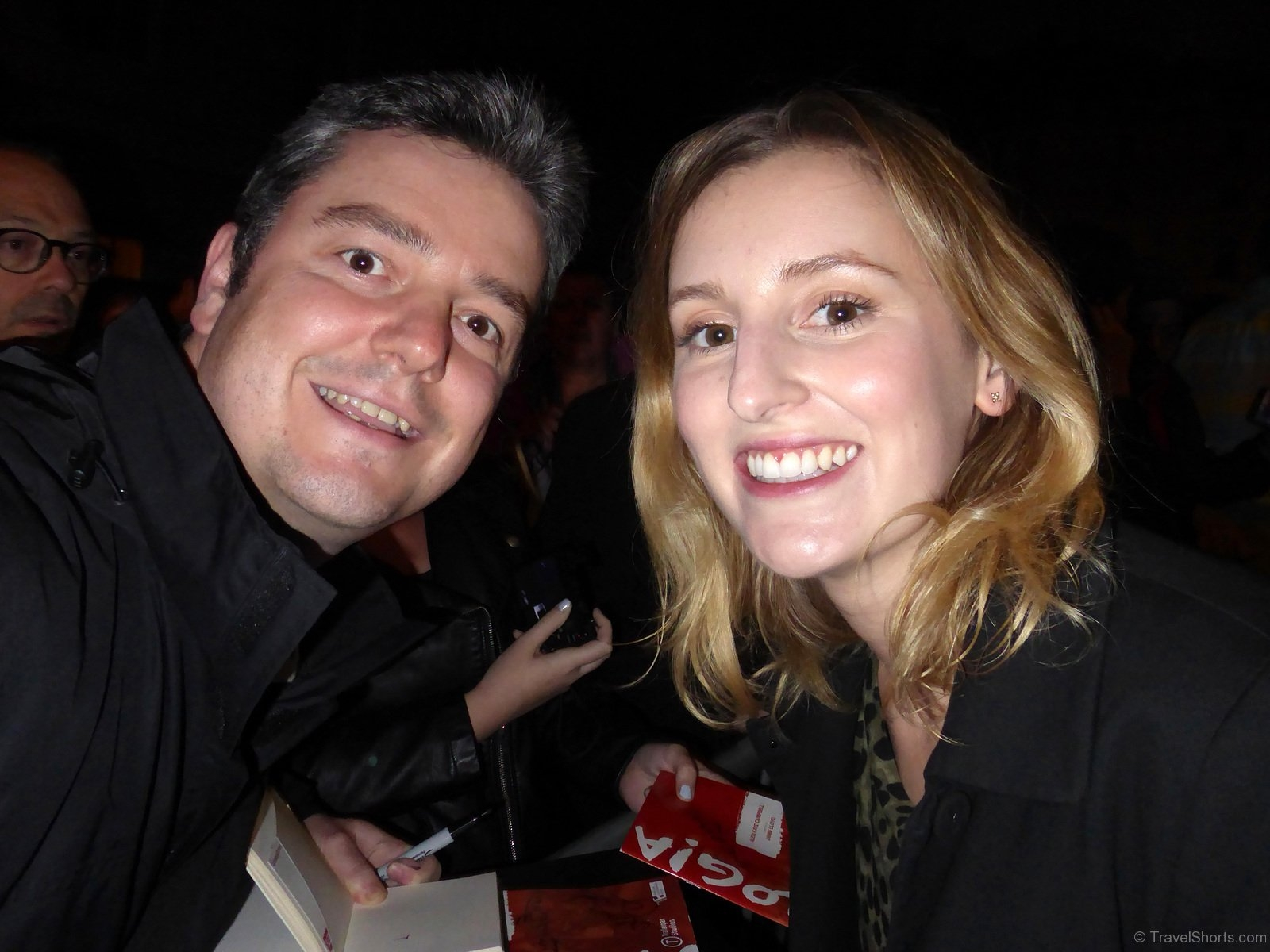 Laura-Carmichael-and-MeJPG