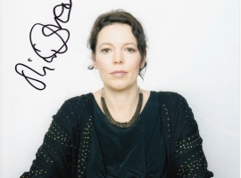 Olivia-Coleman-Signed-Photograph