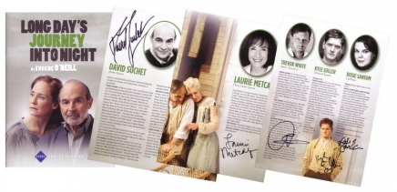 long-days-journey-into-night-david-suchet-laurie-metcalf-trevor-white-kyle-soller-rosie-sansom-signed-program