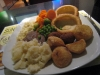 Sunday Lunch in Weatherspoons
