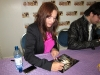 Lucy Brown Primeval Signing