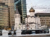 moscow-17-drive-into-city