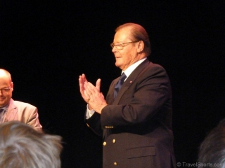 An Evening With Roger Moore