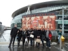 London Event 2014  (240) Group at Arsenal