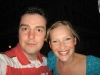 Joanna Page and me