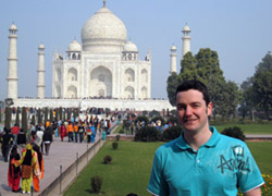 India Trip Blog Title